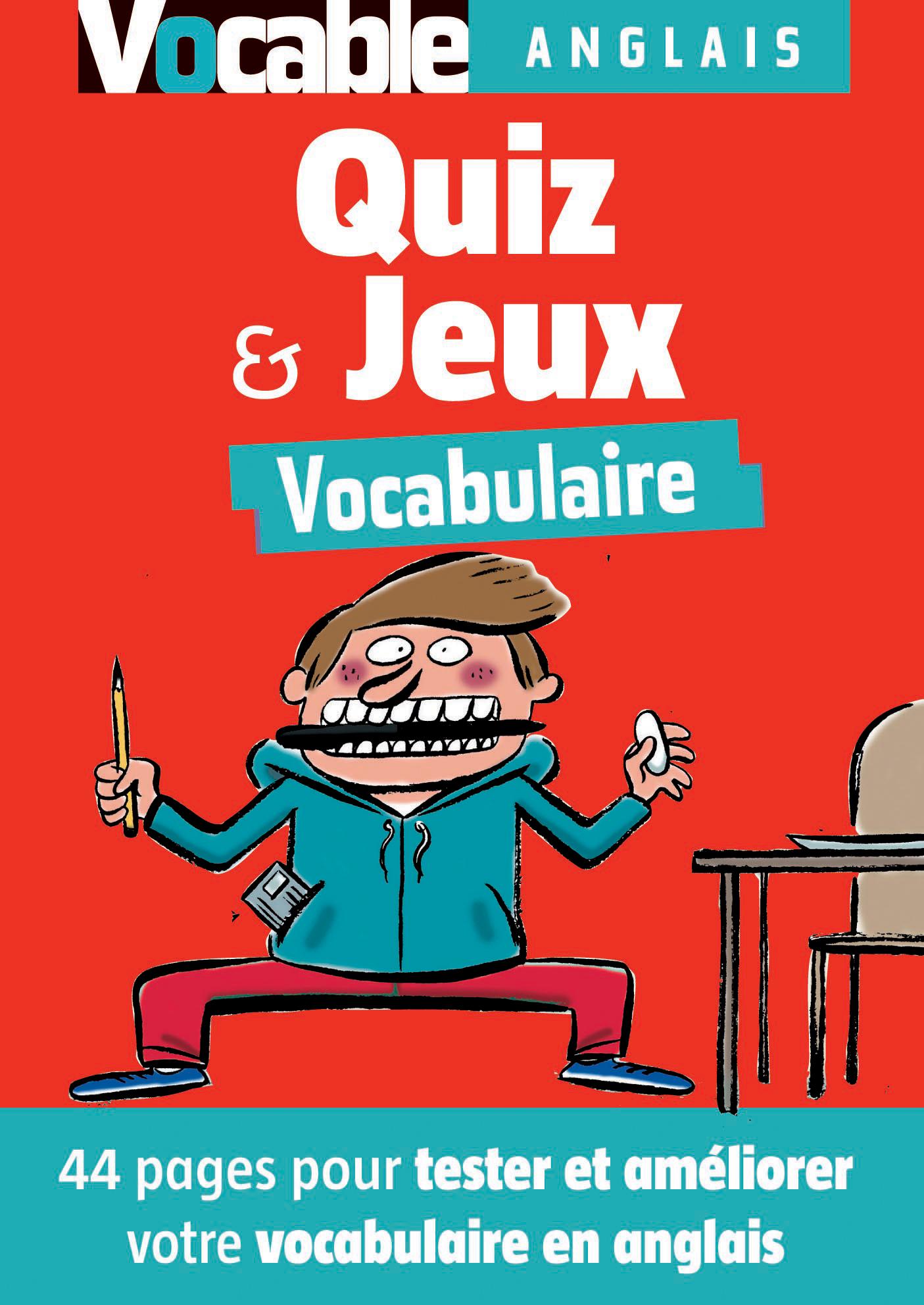 jeux vocabulaire anglais