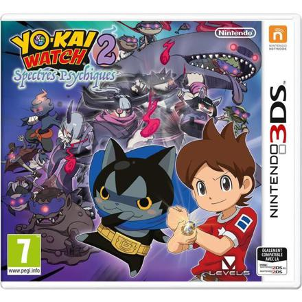 jeux yo kai watch