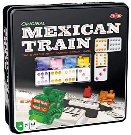 jouer au train mexicain