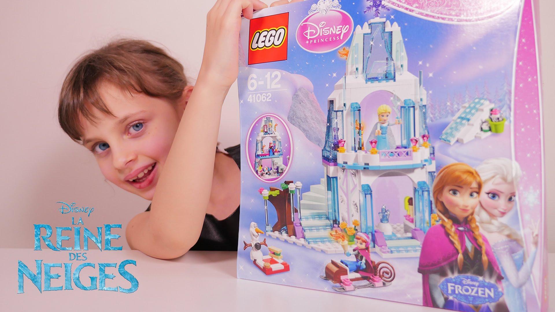 jouer de la reine des neiges