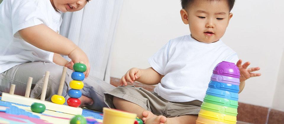jouer pour bebe de 1 ans