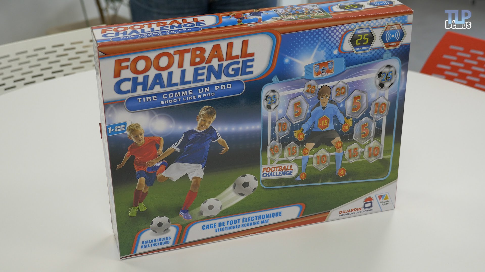 jouet au foot