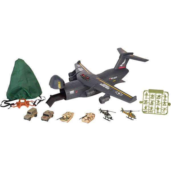 jouet avion militaire