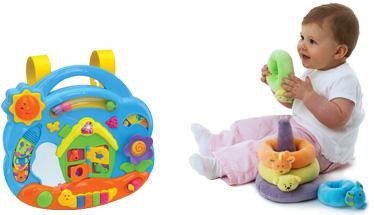 jouet bébé 9 mois