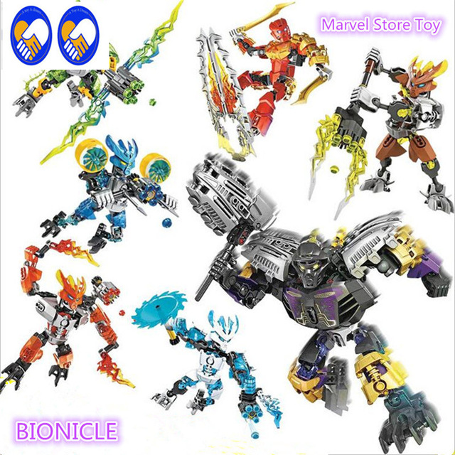 jouet bionicle