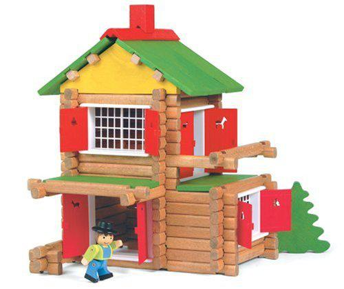 jouet bois construction