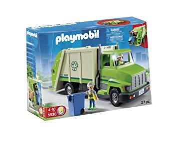 jouet camion poubelle playmobil