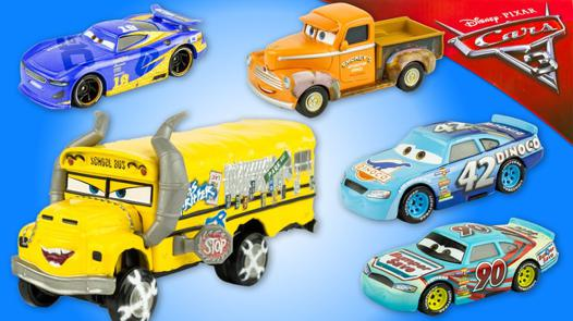 jouet cars video