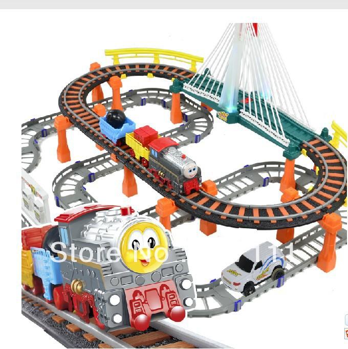 jouet circuit train electrique