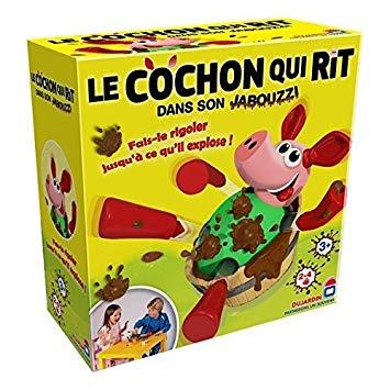 jouet cochon qui rit