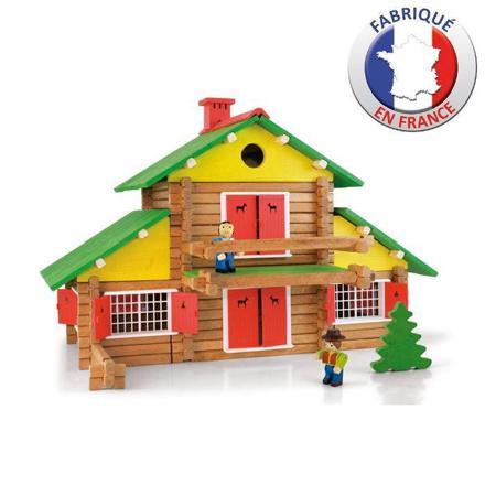jouet construction en bois