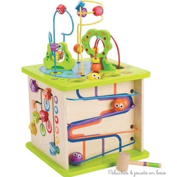 jouet en bois pour bebe de 1 an