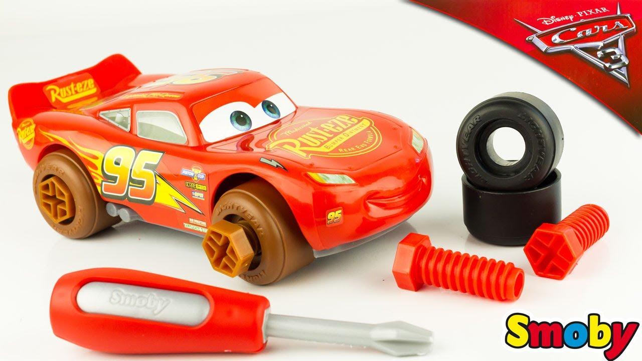 jouet flash mcqueen