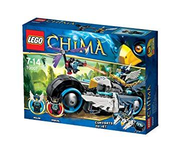 jouet lego chima