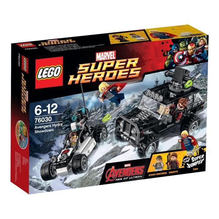 jouet lego marvel