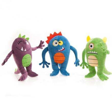 jouet monstre