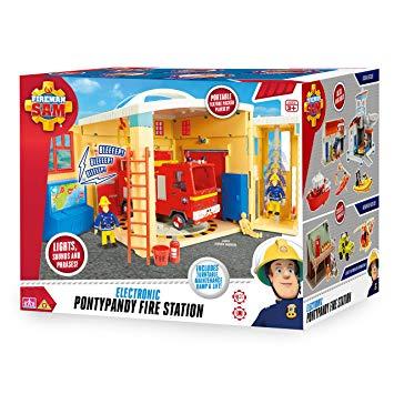 jouet pompier sam