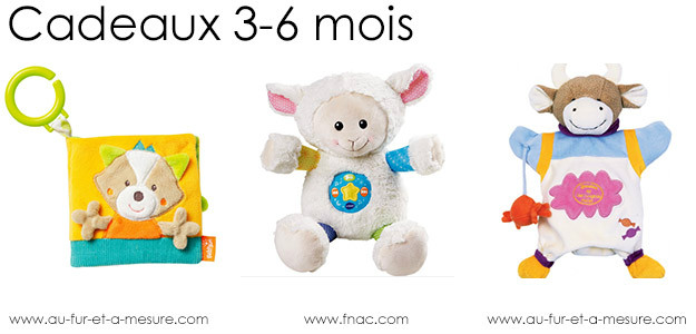 jouet pour bébé de 3 mois