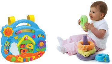 jouet pour bébé de 6 mois