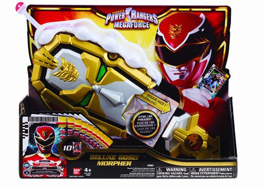 jouet power rangers megaforce