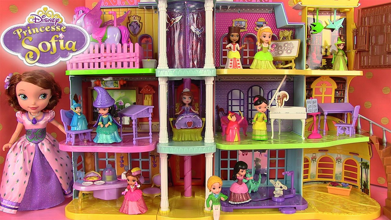 jouet princesse sofia