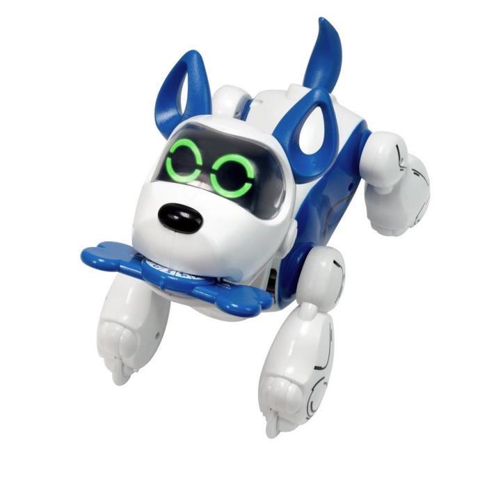 jouet robot chien