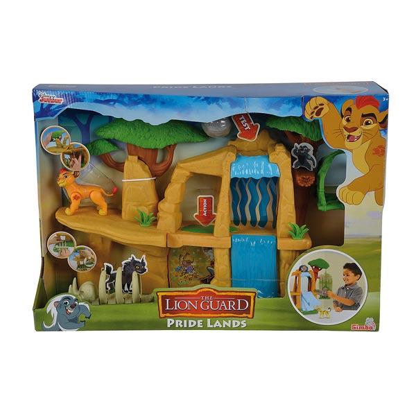 jouet roi lion