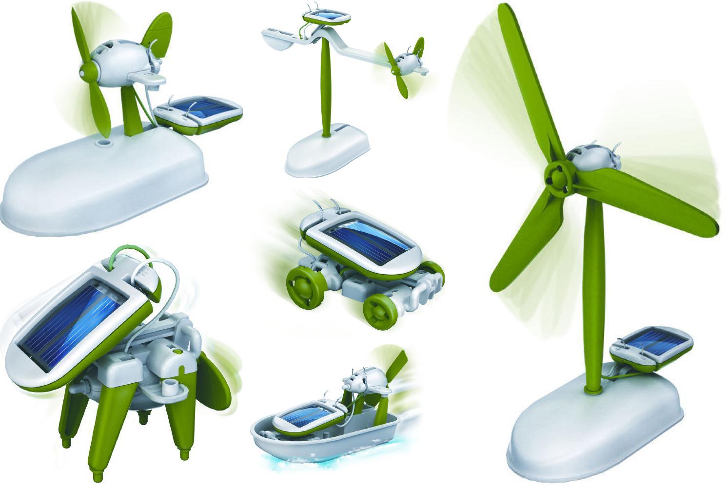 jouet solaire