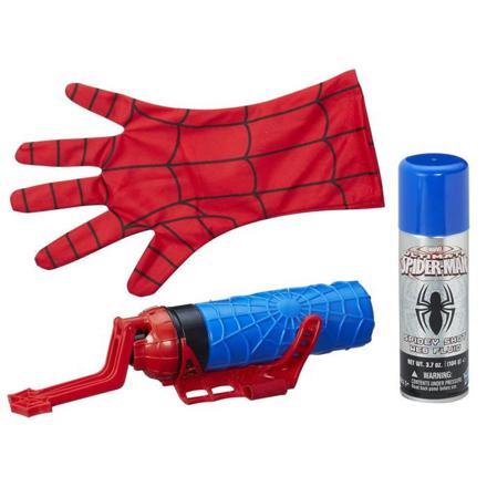 jouet spiderman lance toile