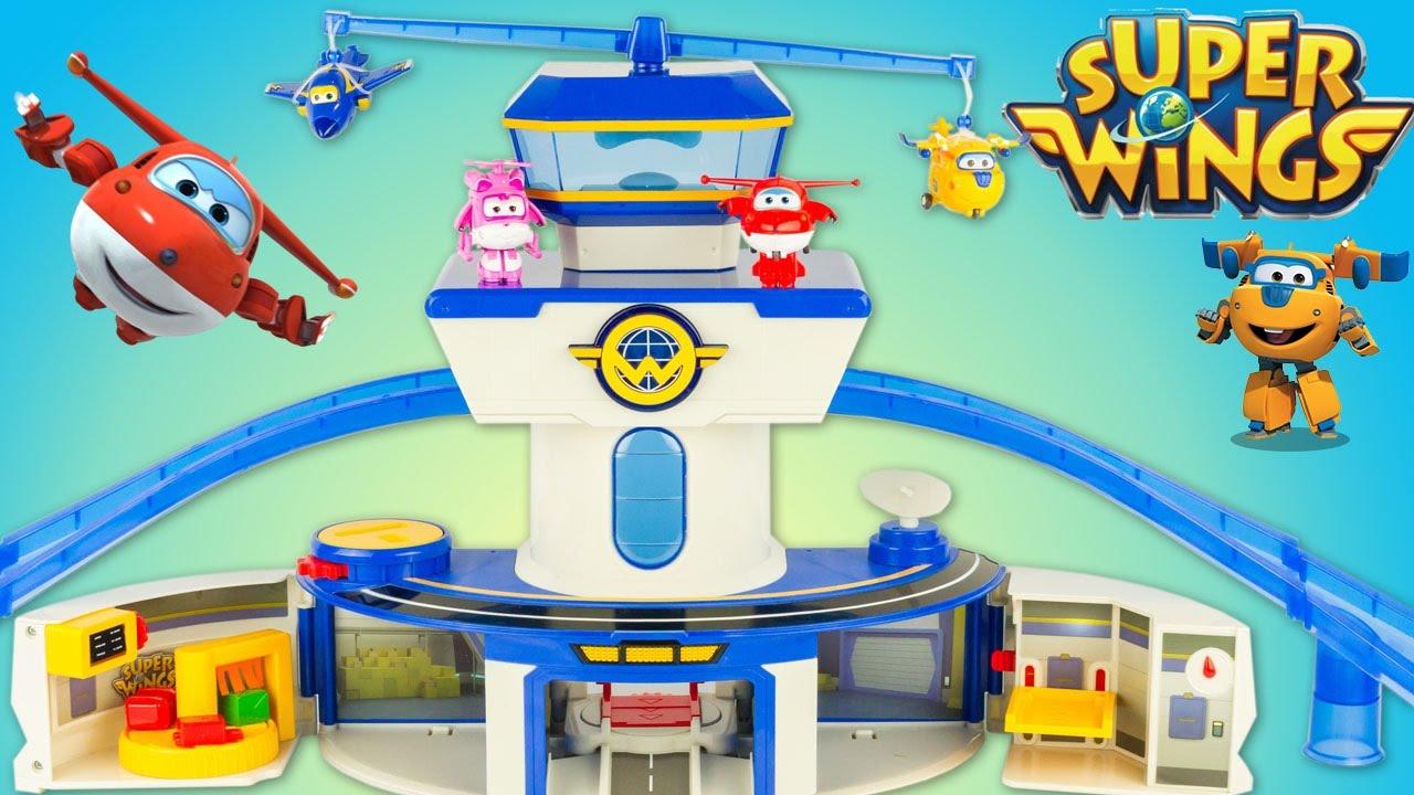 jouet super wings