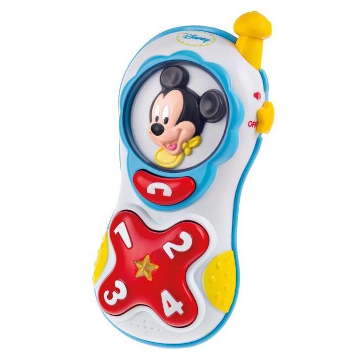 jouet telephone mickey