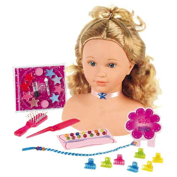 jouet tête a coiffer