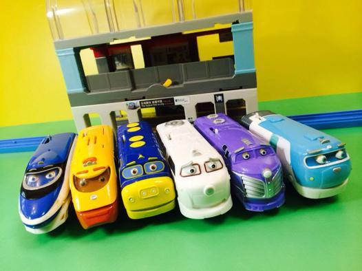 jouet train chuggington