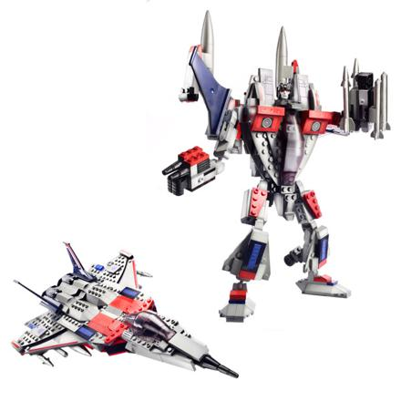 jouet transformers avion