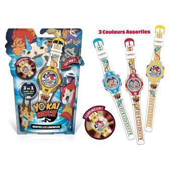 jouet yo kai watch