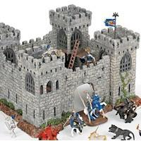 jouets chateaux forts