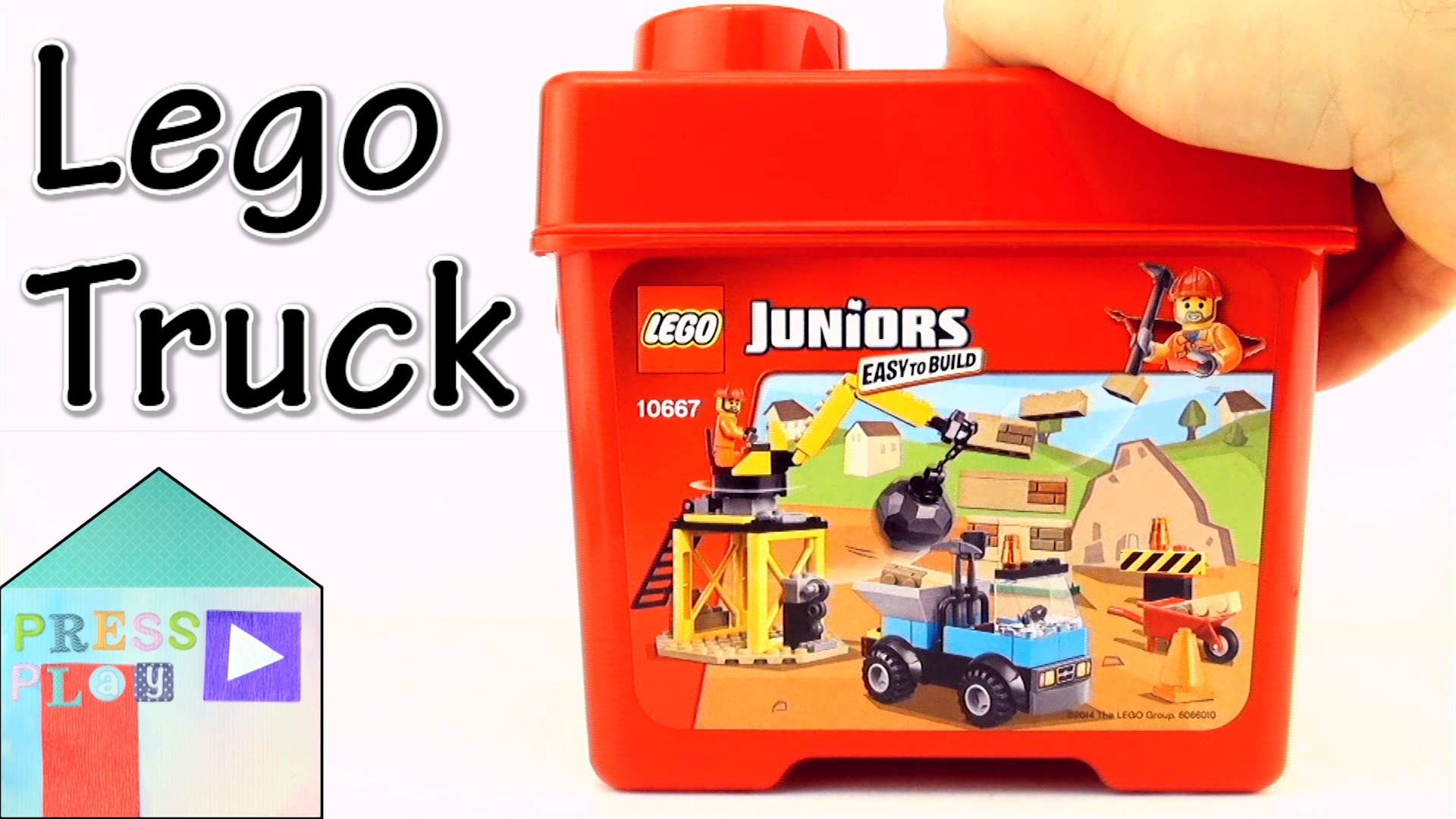 juniors easy to build lego