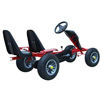 kart a pedale 2 places