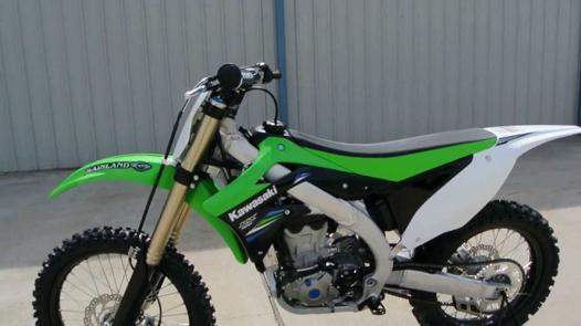 kawasaki 450 cc