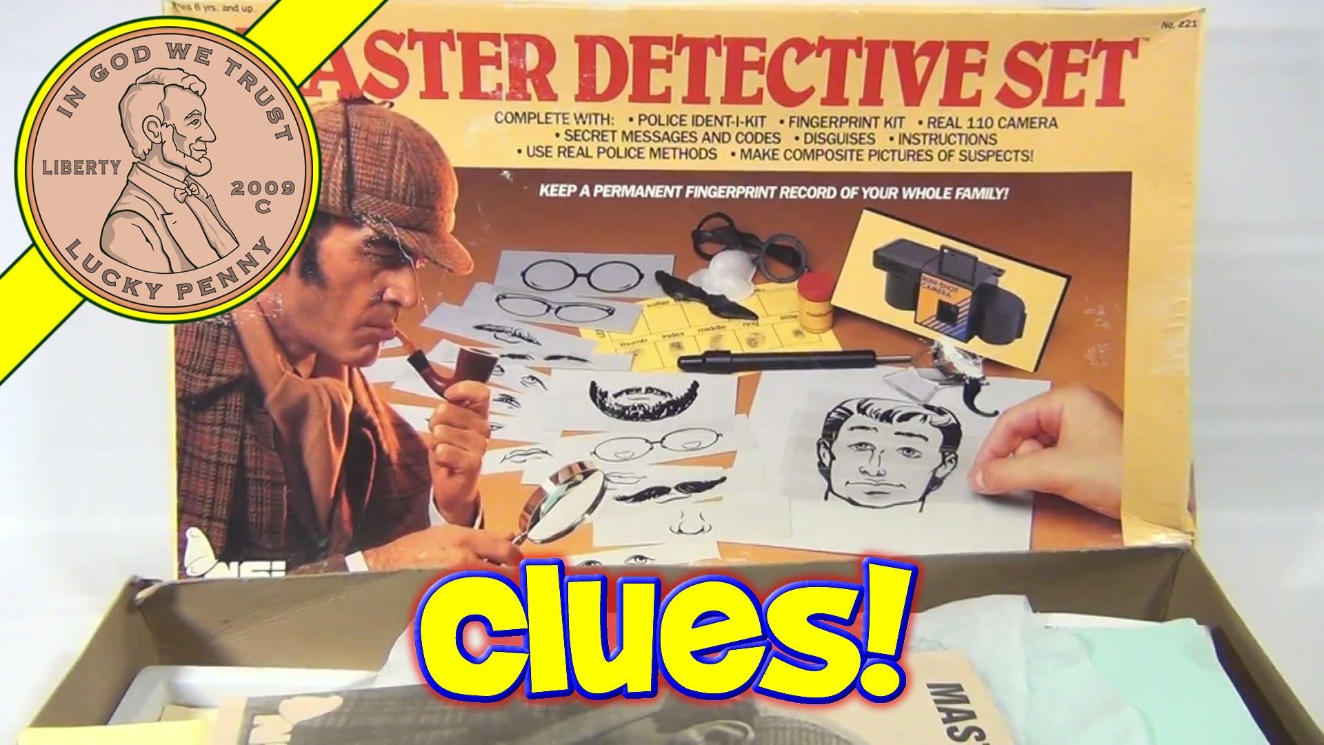 kit de detective