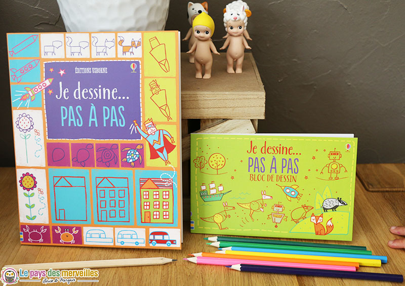 kit pour apprendre a dessiner