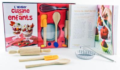kit pour petit cuisinier