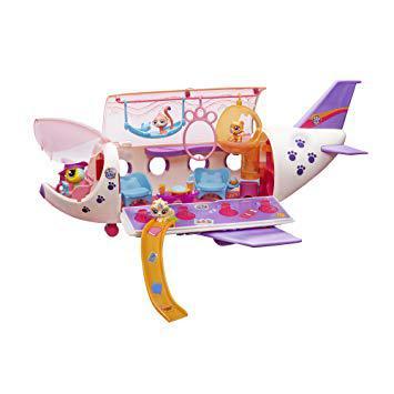 l avion petshop