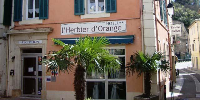 l herbier d orange