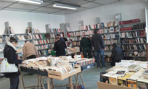 l isle aux livres