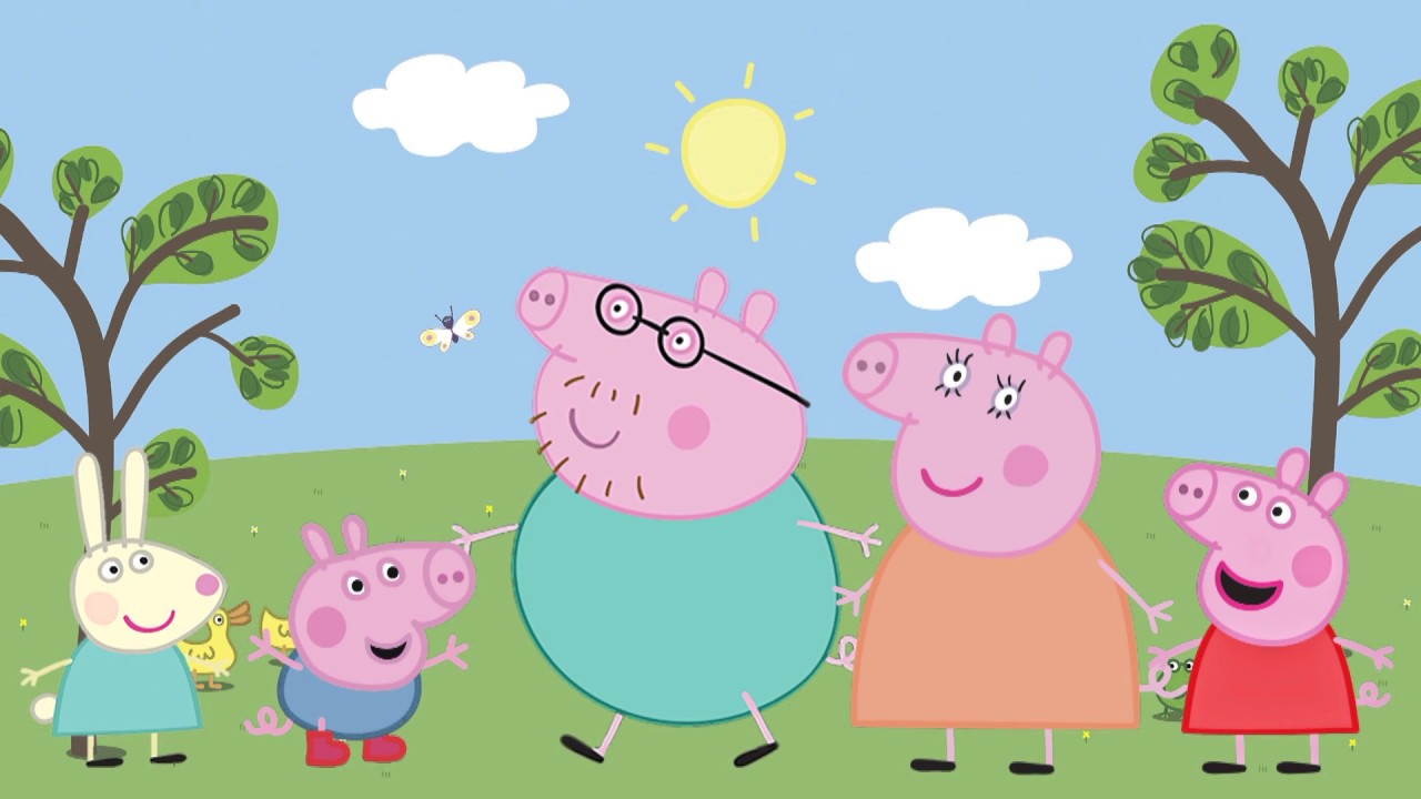 la famille peppa pig