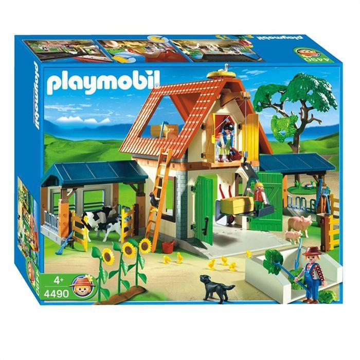 la ferme playmobil