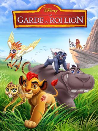 la garde du lion