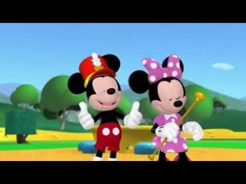 la maison de mickey en français youtube