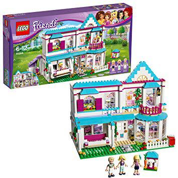 la maison de stephanie lego friends